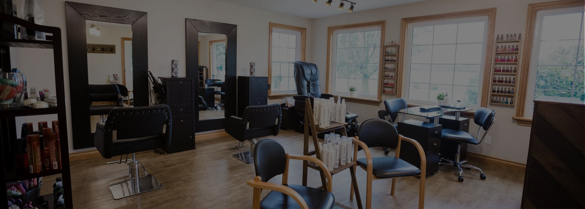 spa, salon, Simcoe, Ontario | Blue Harvest Salon & Spa