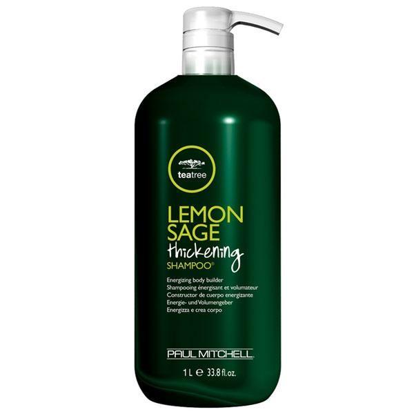 Lemon Sage Shampoo | 1L | Front